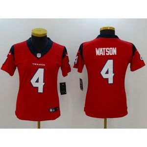 Women Houston Texans Deshaun Watson Jersey (2)
